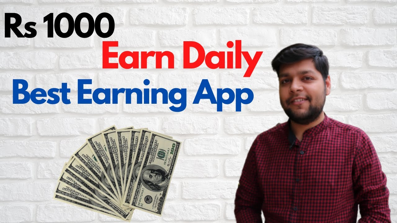 BEST EARNING APP FOR ANDROID 2020|MAKE MONEY ONLINE|GENERATE INCOME ONLINE thumbnail