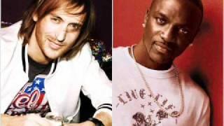 David Guetta feat. Akon- Life Of A Superstar (LYRICS)