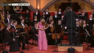 Sayaka Shoji plays Chausson : Poème, Op.25 (Extract)