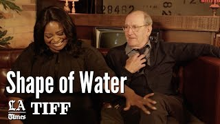 What Surprised Octavia Spencer and Richard Jenkins About 'Shape Of Water' | Los Angeles Times | Kholo.pk