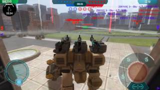Maximize Trident-Fury Performance at Disadvantaged Respawn Area 劣势出生点,三炮三叉戟的极限发挥