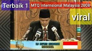 H.Mu''min 'Aenul Mubarok, S.Pd.I Juara 1 MTQ Internasional Di Malaysia