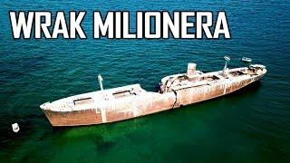 Opuszczony statek wart miliony weszliśmy do środka - Urbex History