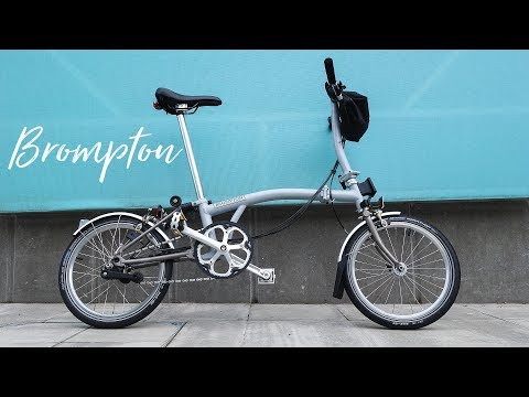 Behind the Scenes at the Brompton Factory
