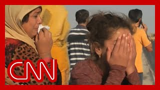 CNN reporter: Situation in Syria deteriorates as Trump withdraws remaining troops