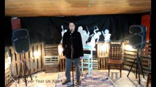 INXS - Never Tear Us Apart cover by Nicolas Olivera