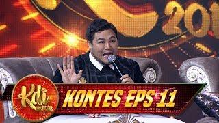 Kasian Host Juri Capek Dibohongi Terus Sama Master Igun - Kontes KDI Eps 11 (20/8)