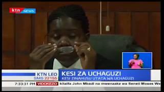 Kesi za Uchaguzi:Kesi zinazohusu utata wa uchaguzi
