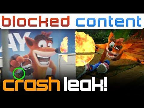 Crash Bandicoot LEAK Hits: Smash Newcomer + New GAME? - Smash Ultimate LEAK SPEAK!
