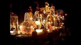 preview picture of video 'Los paseos en el carnaval Guáimaro 2014'
