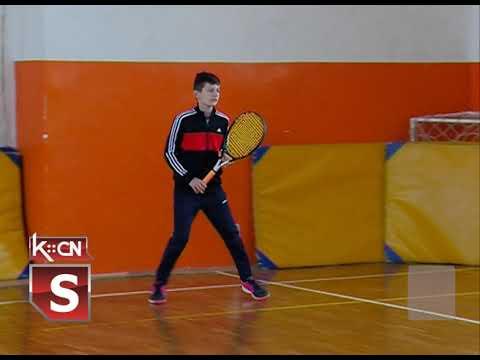 Uspesi mladog tenisera