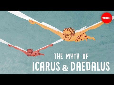 המסר החשוב שמסתתר בסיפורם של איקרוס ודדלוס