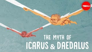 Amy Adkins & Addison Anderson - The Myth Of Icarus And Daedalus
