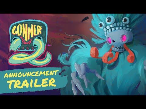 Teaser d'annonce de GONNER2