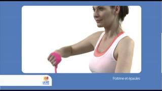 Exercice Des Bras - Poitrine Et Épaules