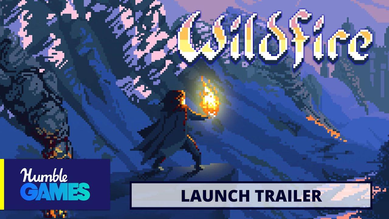 Релизный трейлер игры Wildfire (2020)