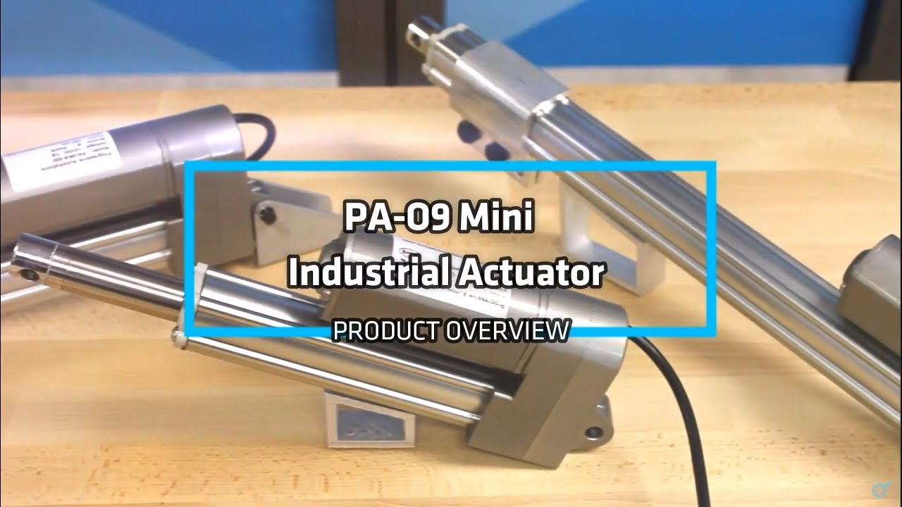 PA-09 Product Overview