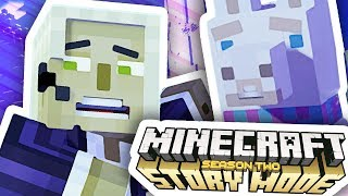 MINECRAFT STORY MODE SEASON 2 EPISODE 2!!!!