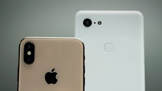 Apple iPhone XS vs Google Pixel 3 Review - Don't Buy the iPhone?