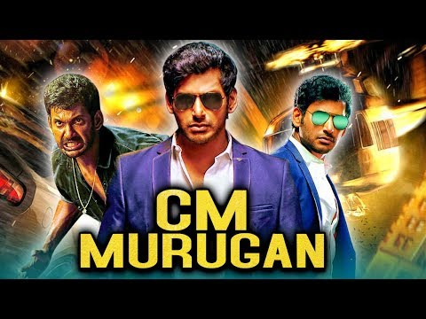 CM Murugan (2019) Tamil Hindi Dubbed Full Movie | Vishal, Shriya Saran, Prakash Raj
