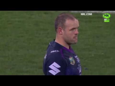 Storm vs Eels Round 18, 2017 Highlights