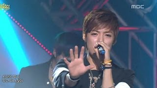 Gambar cover M.I.B - Nod along, 엠아이비 - 끄덕여줘, Music Core 20130413