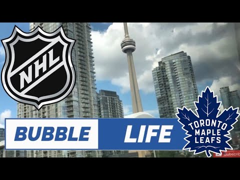 NHL BUBBLE LIFE #1 – First 2 Days in Toronto Hub City | Kasimir Kaskisuo – Toronto Maple Leafs