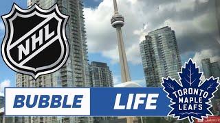 [TOR] NHL Bubble Life with Kasimir Kaskisuo