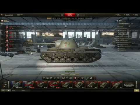 World of Tanks - KV-3 Review - Patch 9.4