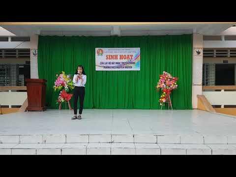 THCS Nguyễn Khuyến -  Chiếc cầu cây (Năm học 2019-2020)