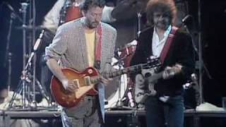 While my Guitar Gently Weeps-George Harrison (LIVE with a SUPERBAND)(1987)