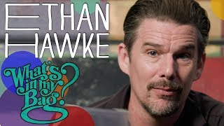 Ethan Hawke   What's In My Bag?