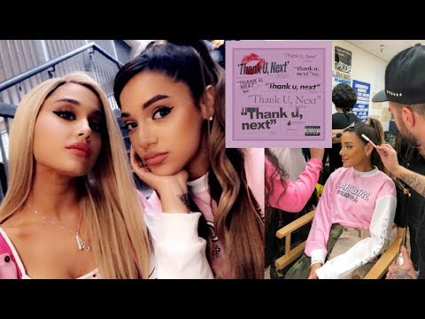 I Was In The Thank You, Next Music Video ! Wtffff - Fancy Vlogs By Gab