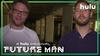 Video thumbnail for The Look of Future Man (Behind the Scenes)