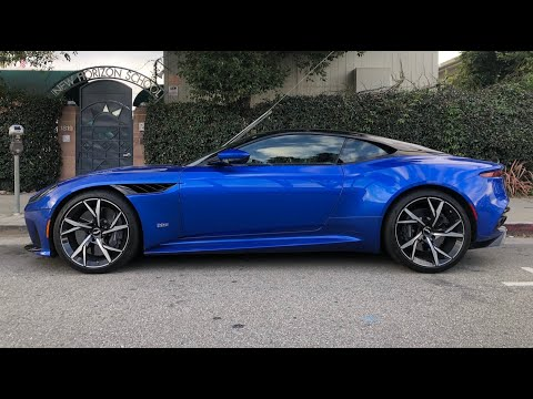 External Review Video 3s9hhxd1gfo for Aston Martin DBS Superleggera Volante (GT)