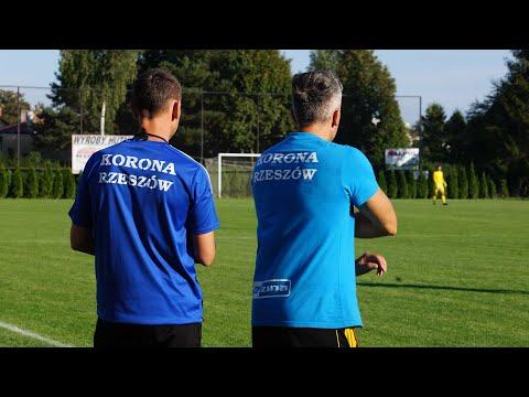 WIDEO: Watkem Korona Rzeszów - Igloopol Dębica 1-0 [BRAMKA]