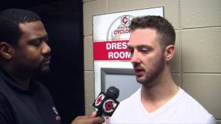 Cyclones TV: 2017 Locker Room Clean-out Interviews- Michael Houser