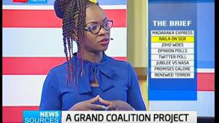 News Sources: A Grand Coalition project