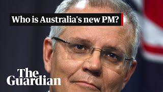 Australia's new PM: who is Scott Morrison?