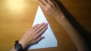 лайфхаки, для школы, для, школы : Как сделать бумажный самолет!