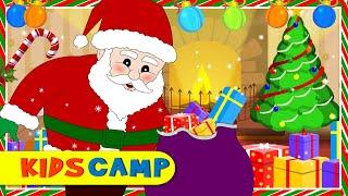Christmas Songs for Children   Up on the Housetop   Best Christmas Carol for Kids