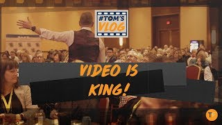 Video Marketing is KING. Don't Be Confused About That! | TOMSVLOG #013