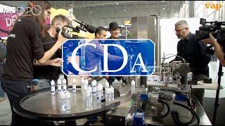 CDA : Comment sont remplis et étiquetés vos flacons chéris.