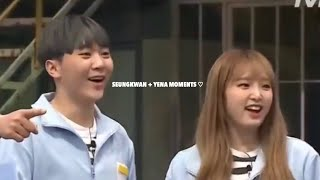Seungkwan + Yena Moments On Prison Life Of Fools EP 1-5