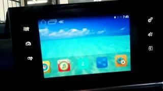 Customize Video Interface For Citroen C4 Cactus