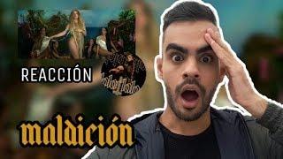 (REACCIÓN) Lola Indigo,Lalo Ebratt   Maldición.