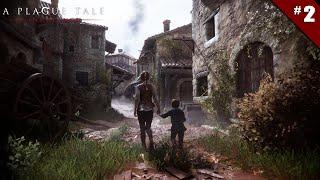 A Plague Tale: Innocence - Ep 2 - Les étrangers - Let's Play FR HD