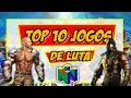 Top 10 Melhores Jogos De Luta Para N64