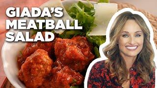 Meatball Salad With Giada De Laurentiis   Food Network