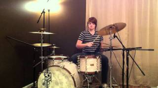 Aaron Gillespie - We Were Made For You HD Drum Cover (Studio Quality)